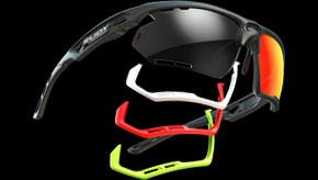 occhiali ciclismo fotocromatici rudy project