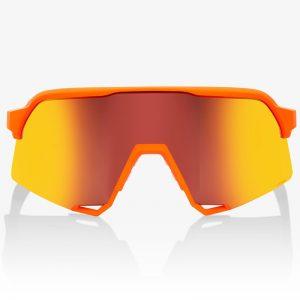 100-occhiali-s3-neon-orange-hiper-red-multilayer-mirror-lente-clear (1)