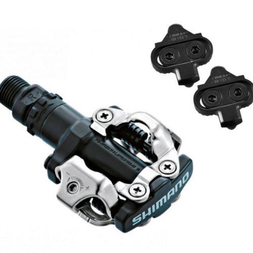 epdm520l-m520-pedali-shimano-con-tacchette-cingolani-bike-shop